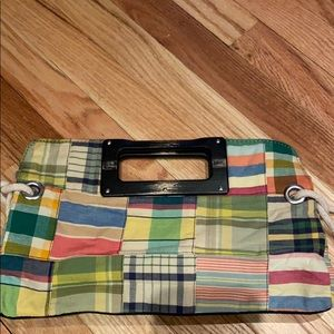 Jcrew patchwork bag